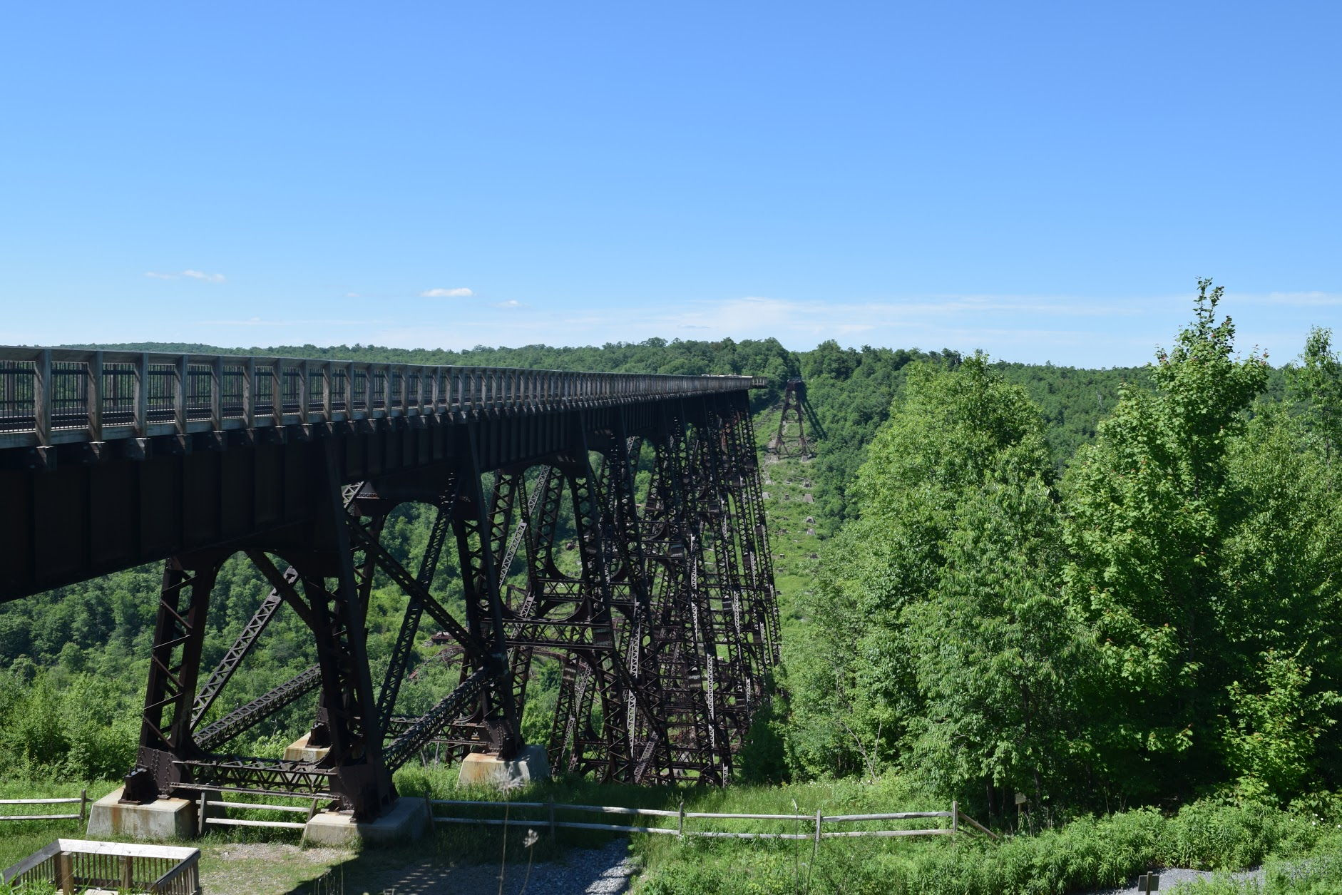 Kinzua Bridge<small>District 40</small>